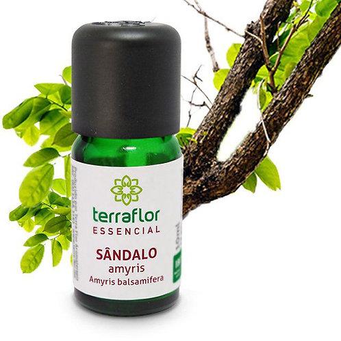 Óleo essencial Sandalo Amyris 10 ml