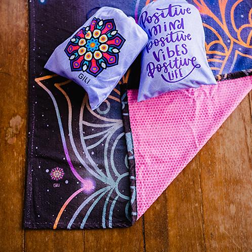 Toalha de Yoga Universo