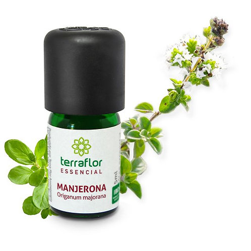 Óleo essencial Manjerona 5 ML