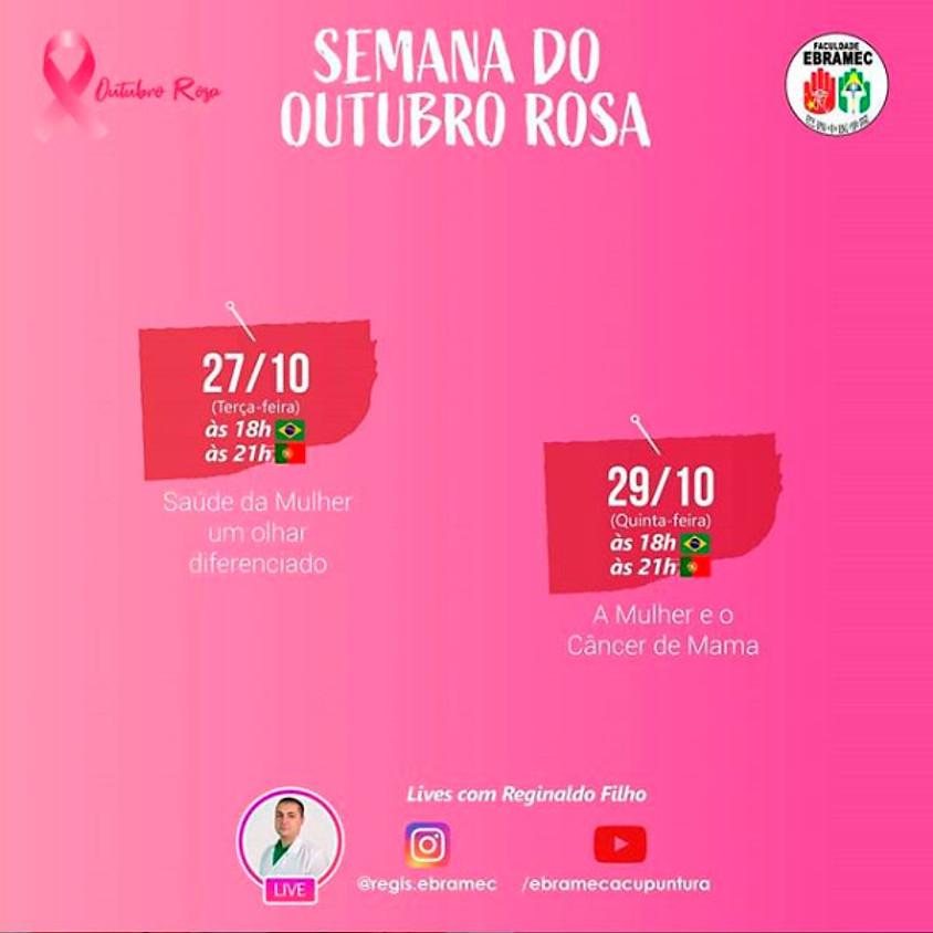 Live: Mulher e o Câncer de Mama