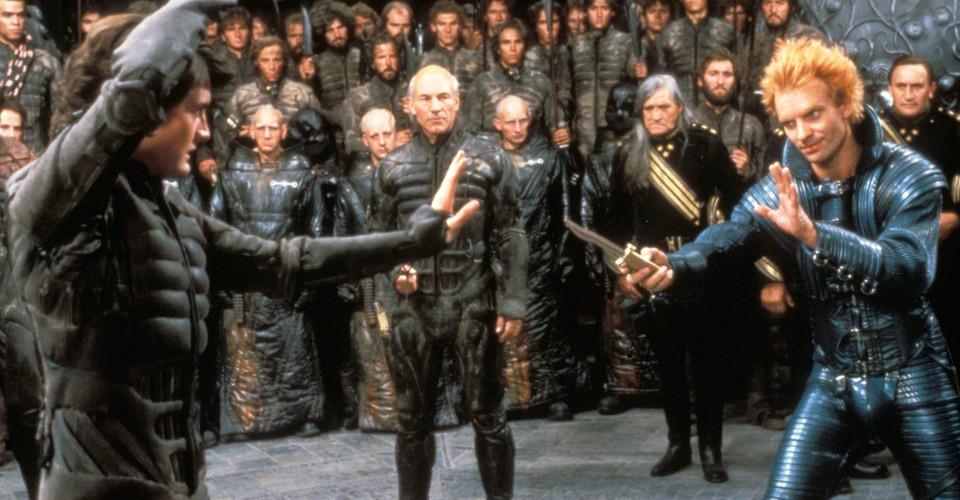 Uit: 'Dune' van David Lynch.