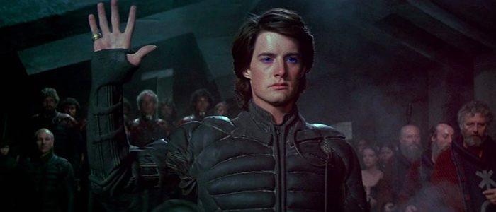 Kyle MacLachlan in 'Dune' van David Lynch.