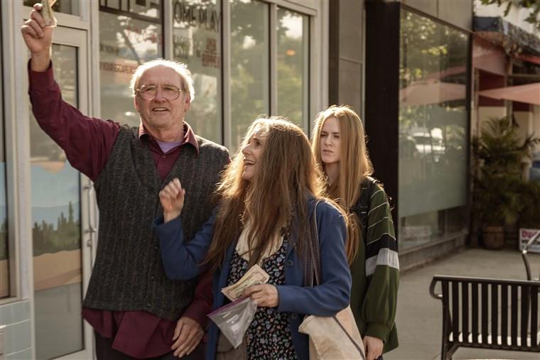 Old Dolio en haar ouders, die voorstander zijn van een ongewoon verdienmodel.