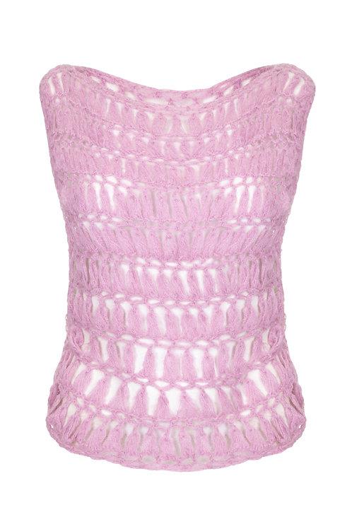 SS14 Crochet Top