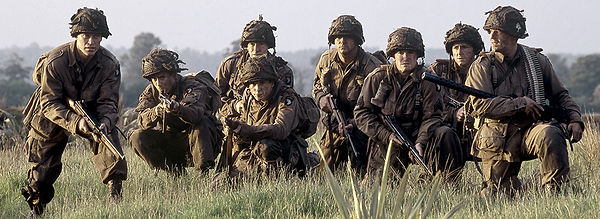 Band of Brothers, Foley editor