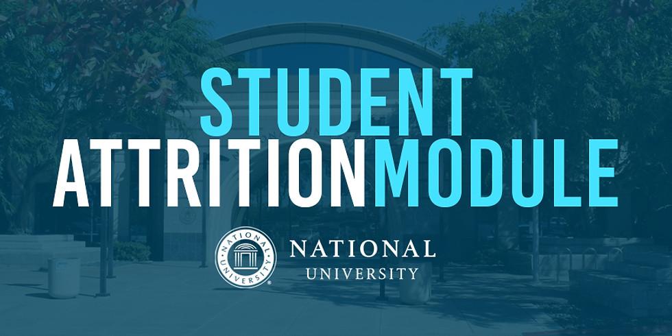 Student Attrition Module