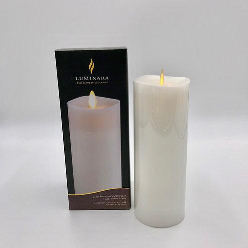 """Luminara 8.5"""" Candle"""