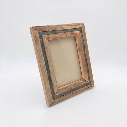 Wood Metal Frame Small
