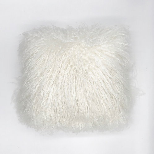 Lamb Fur Pillow