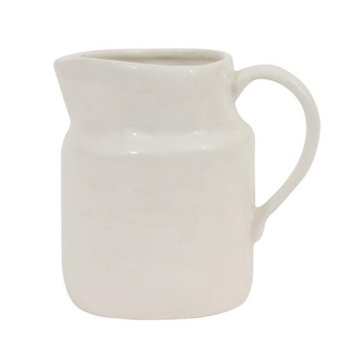 Stoneware Pitcher (S)