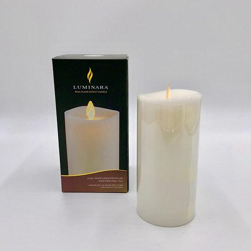 """Luminara 6.5"""" Candle"""