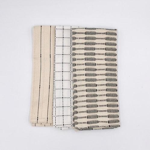 Set of 3 Cotton Tea Towels