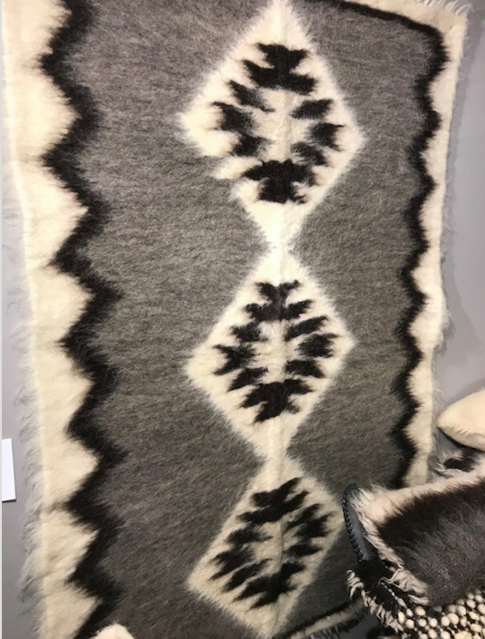 Wool Rug/Wall Art