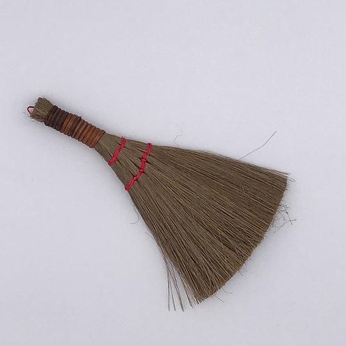 Mini Bamboo Whisk Broom