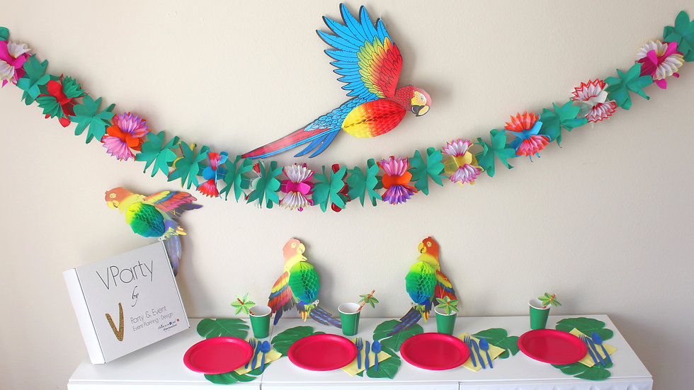 Tropical Party Box