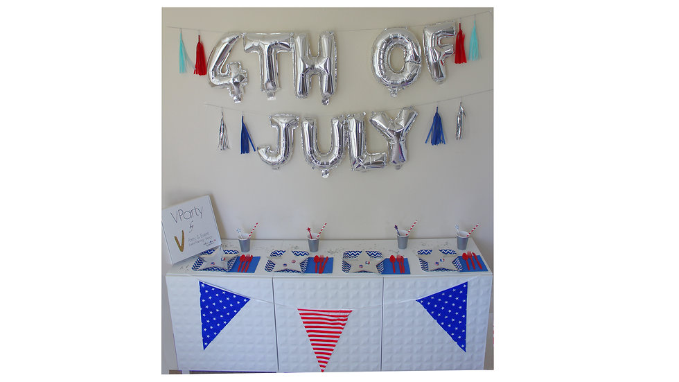 4th of July Party Box