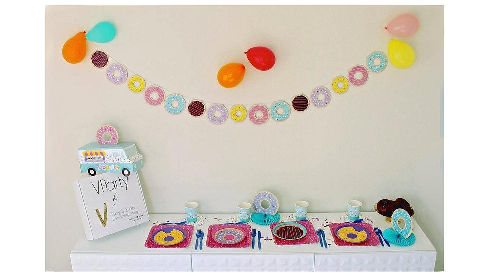 Donut Party Box