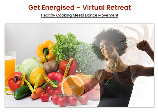Get Energised - Online Retreat w InnerFi