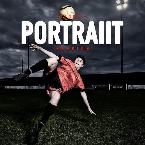 Sports Portrait Session