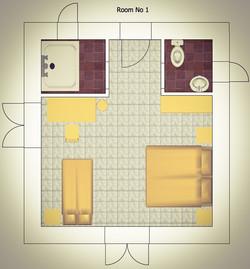 Room 1 Plan