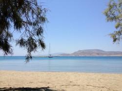 Tsigouri beach