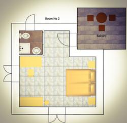 Room 2 Plan