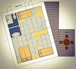 Room 4 Plan