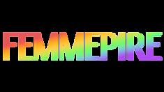 femmepire logo text rainbow.png