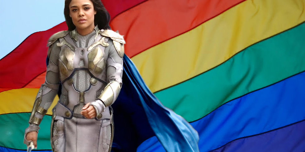 Oyster Social: The Black & Queer Phase of Marvel