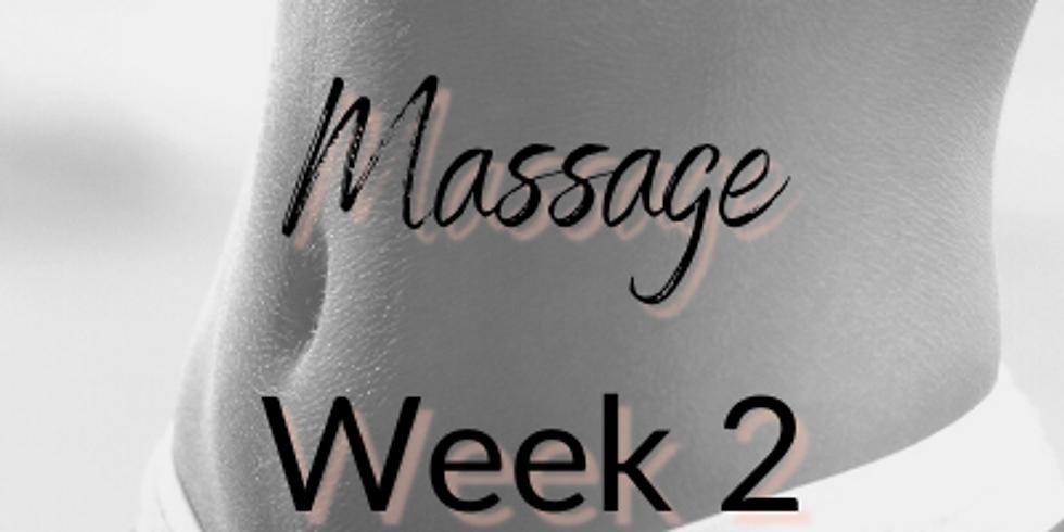 Sensual Self Massage Week 2 | Core Body