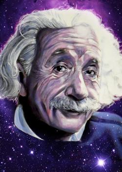 Einstein (SOLD)