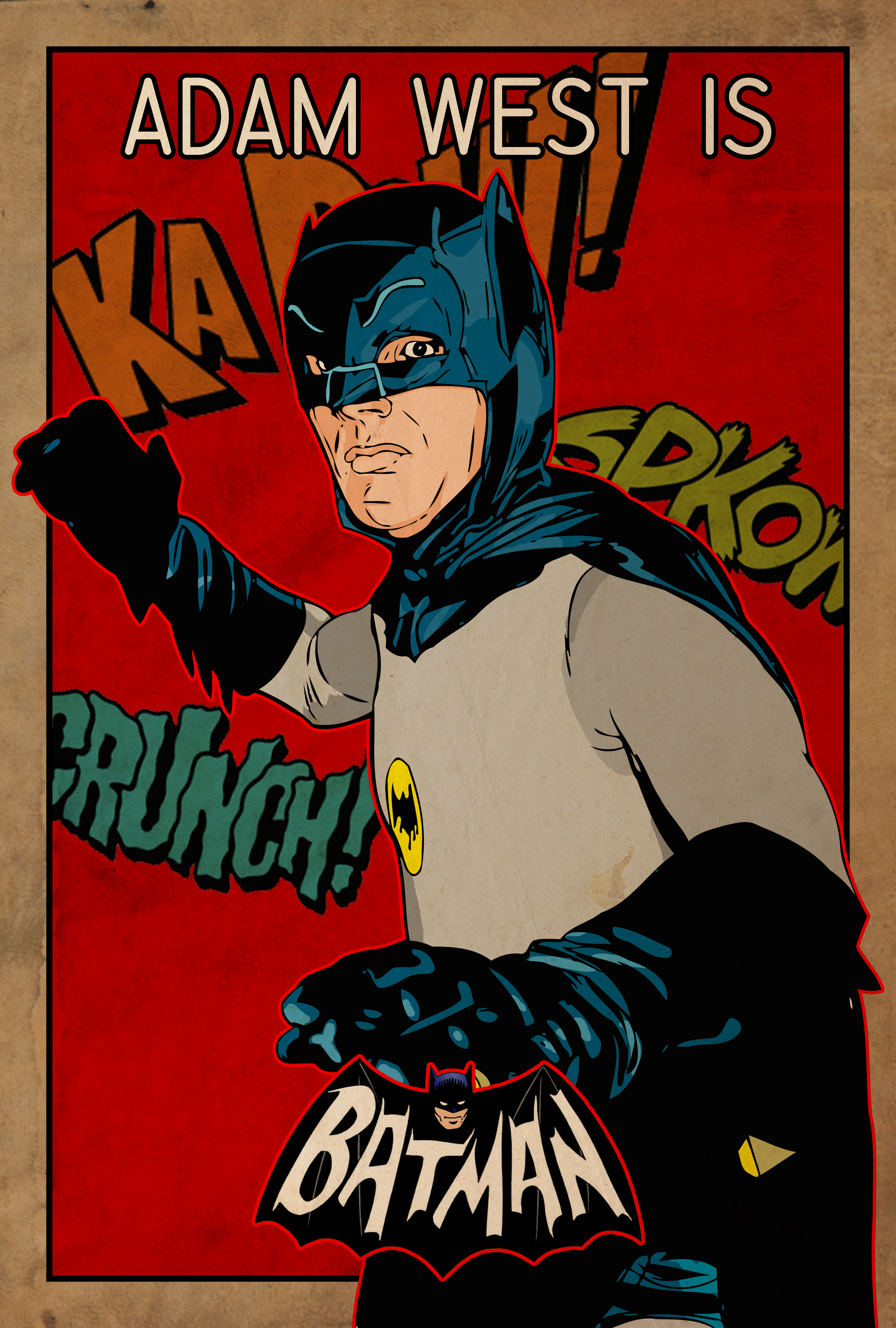 Adam West Is...