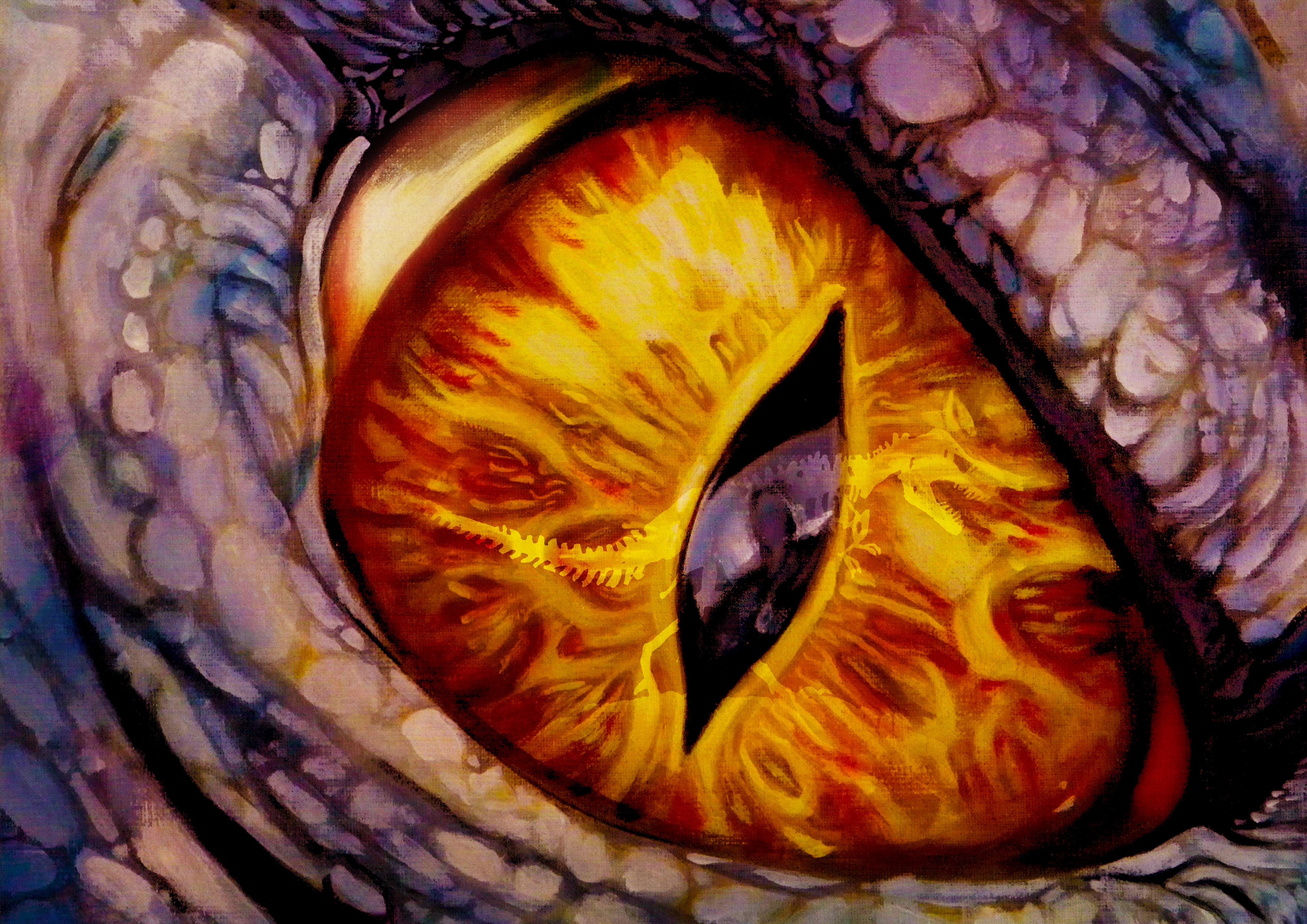 Jurassic Eye