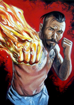 The Flaming Fist