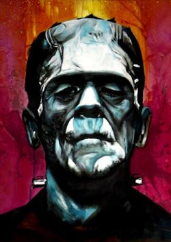 Frankensteins Monster (SOLD)