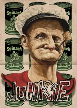 Spinach Junkie II
