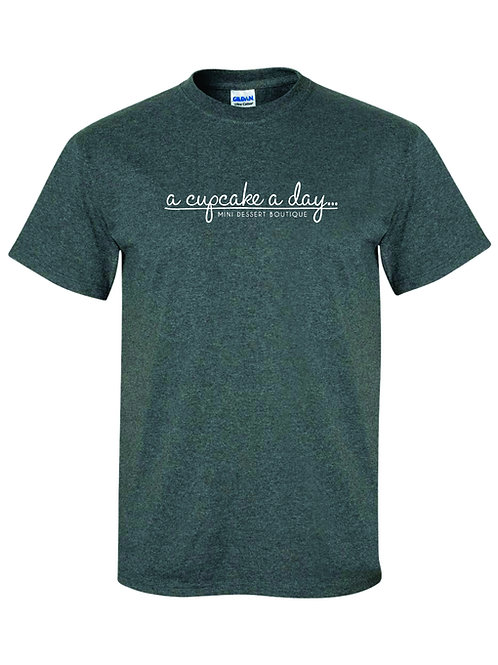 A Cupcake A Day T-Shirt Adult