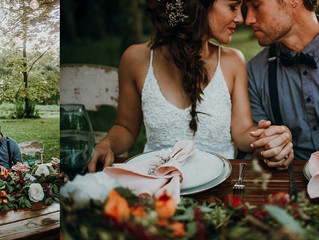 Styled wedding shoot.. could it be more perfect?