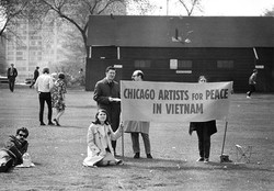 Artists for Peace Banner