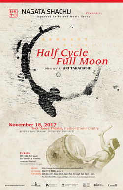 HalfCycleFullMoonPoster