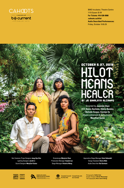 Cahoots Theatre Hilot Means Healer