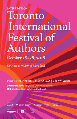 Poster 2018 Toronto International Festiv