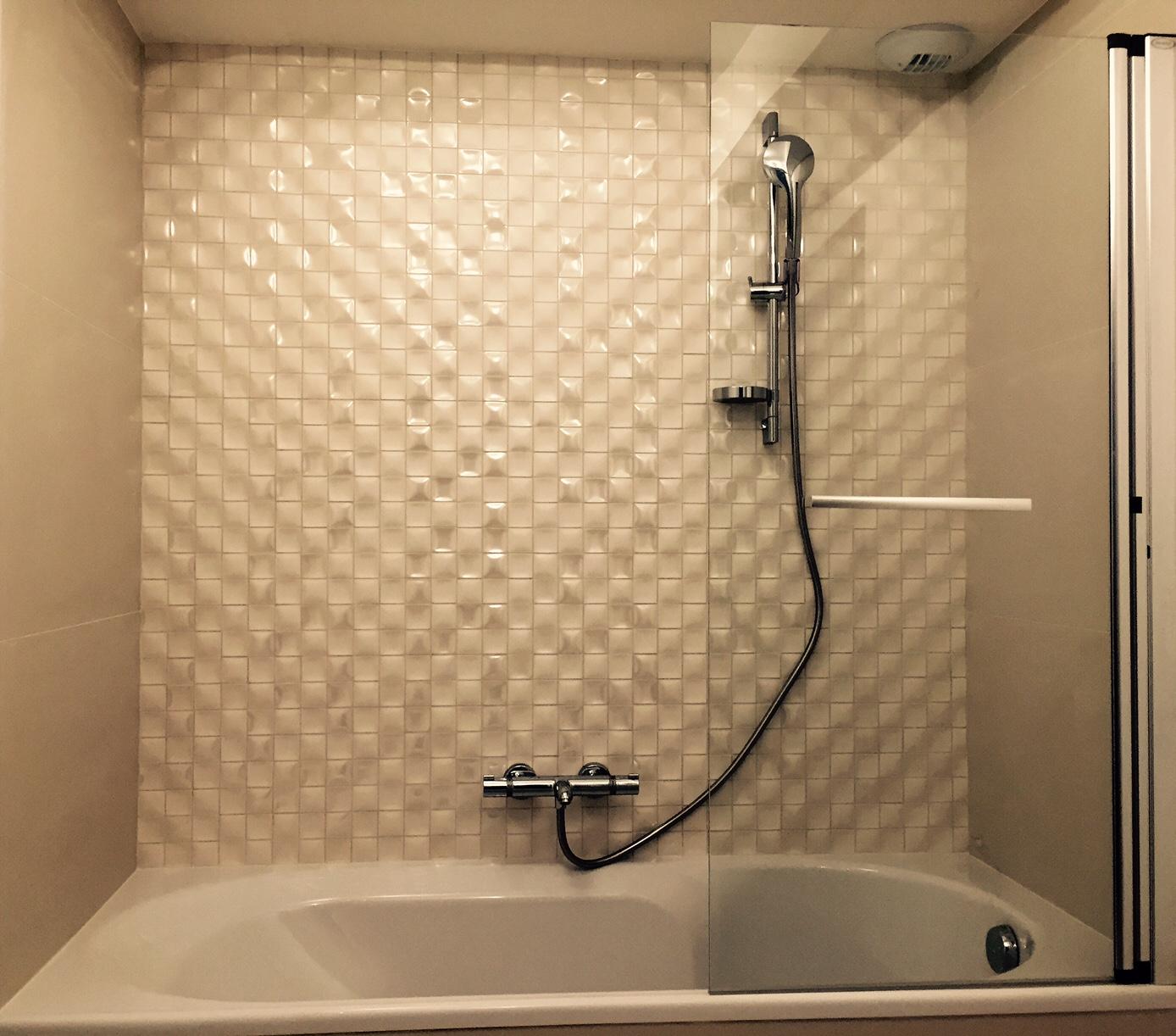 Salle de bains - Villa Les Oliviers