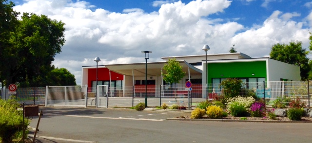 Ecole de St Hilaire Le Vouhis
