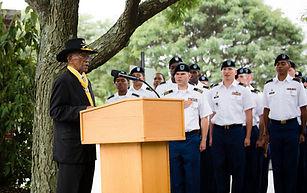 Sgt. Sanders H. Matthews, Sr.
