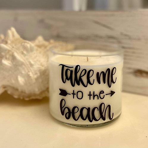 Take Me To The Beach Jar