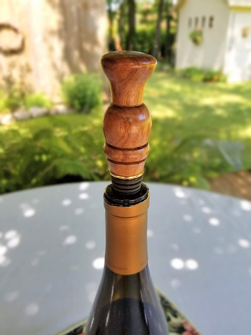 Bottle stoppers, unique gifts, bar accessories