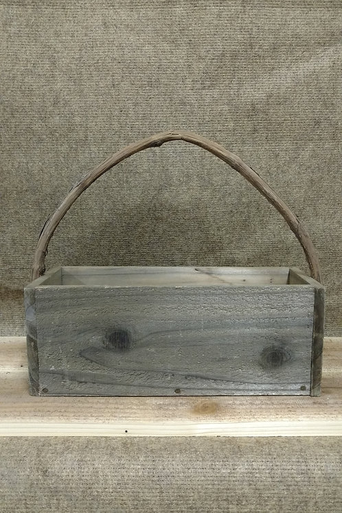Wood container, planter, window boxes,
