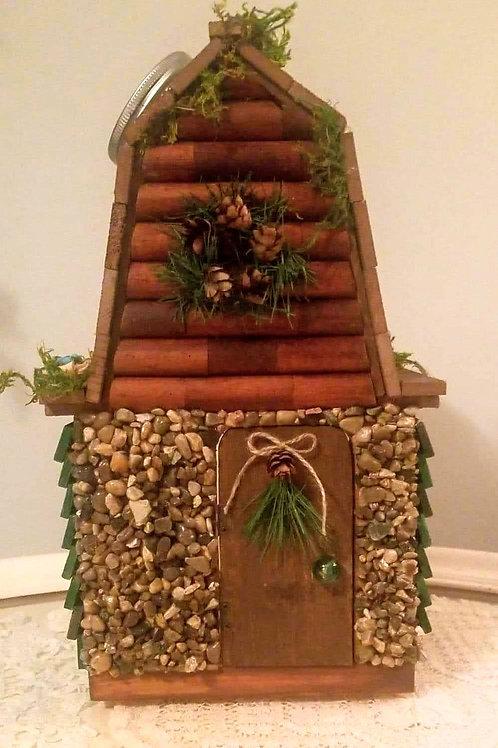 Fairy house, fairy cottage, fairy garden