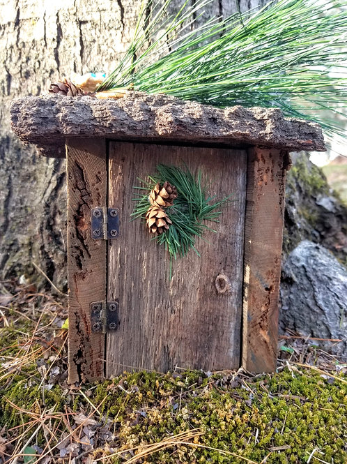 Gaelic Fairy door